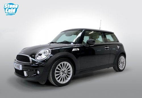 2012 MINI Cooper S Inspired by Goodwood