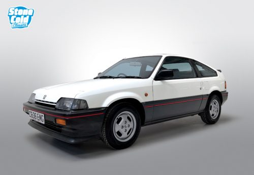 1985 Honda Civic CRX 1.5i