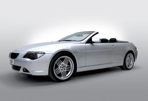 2007 BMW 630i Sport Convertible