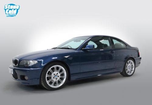 2003 BMW 320Ci Sport auto