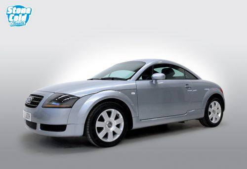 2005 Audi TT auto