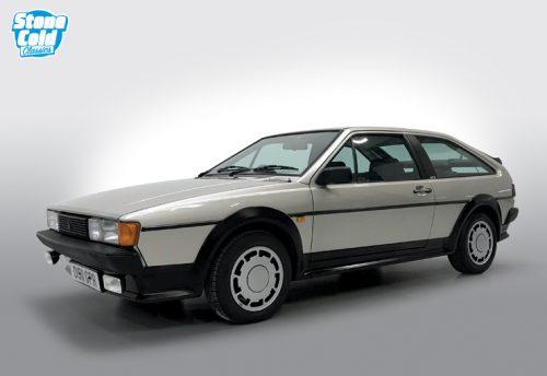 1987 Volkswagen Scirocco 1.8 GTX