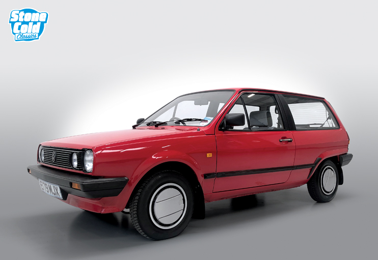 1988 Volkswagen Polo 1.3 CL