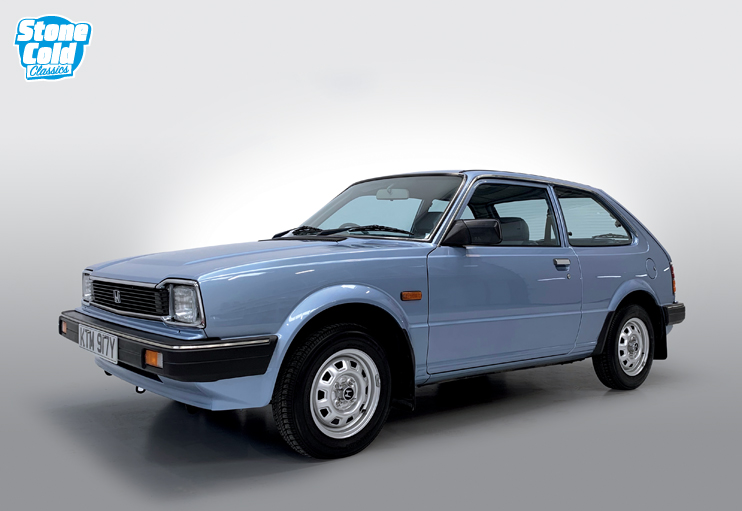 1982 Honda Civic Hondamatic