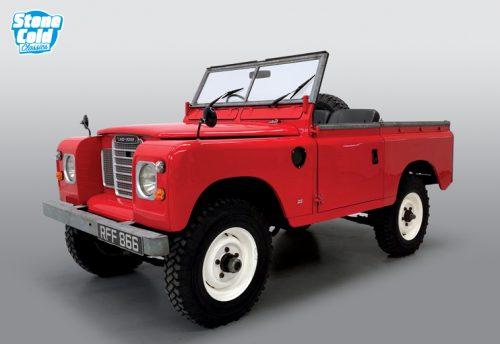 1961 Land Rover SWB