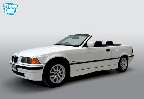 1996 BMW 318i Convertible auto