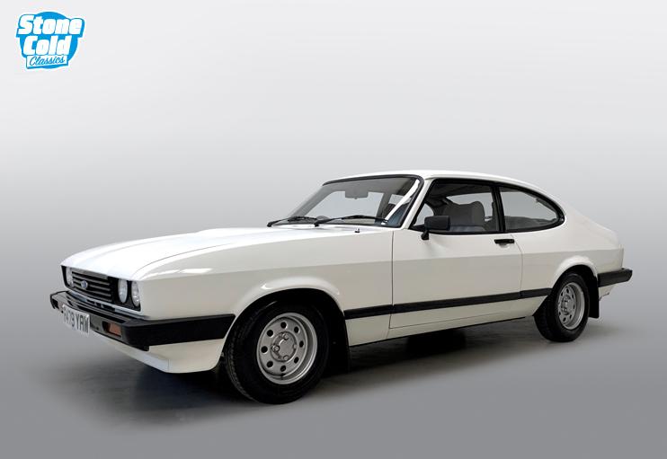 1983 Ford Capri 1.6 LS