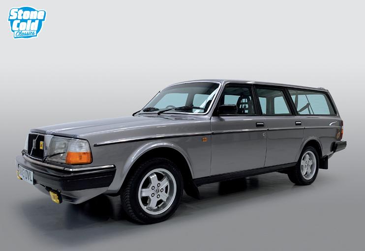 1985 Volvo 240 GL Estate