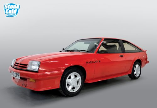 1984 Opel Manta GT/E