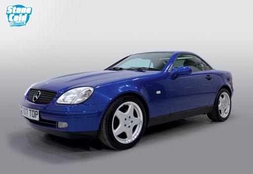 1998 Mercedes SLK230