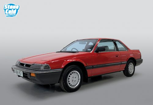 1984 Honda Prelude 1.8 EX manual