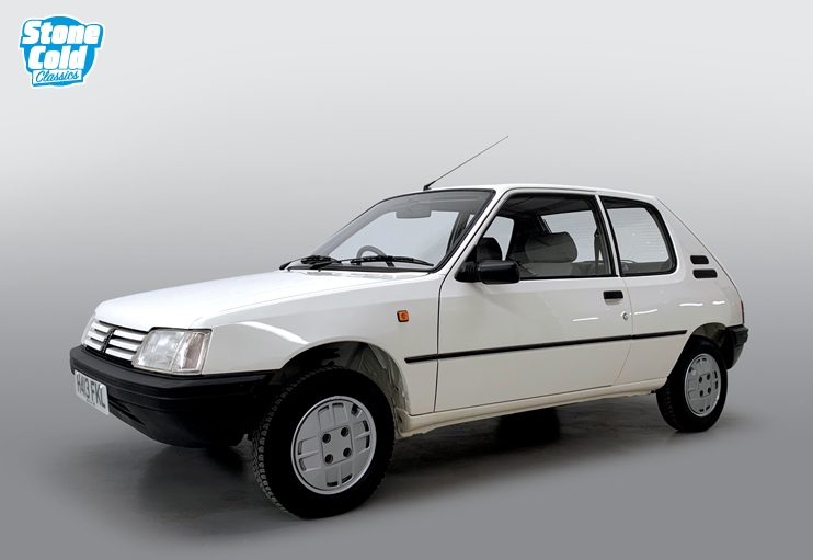 1990 Peugeot 205 XL