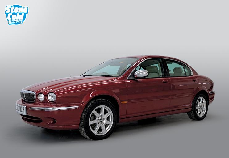 2002 Jaguar X-Type 2.1 V6