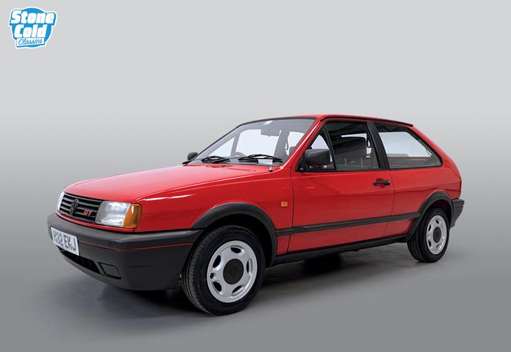 1991 Volkswagen Polo GT