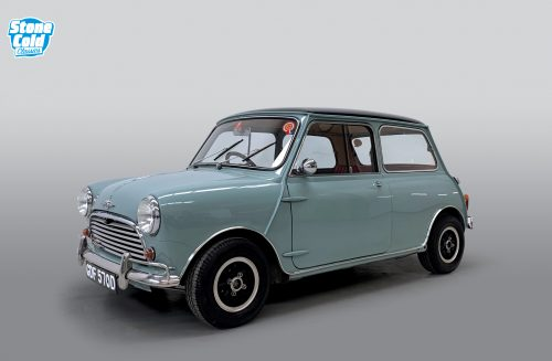 1966 Mini Cooper S tribute
