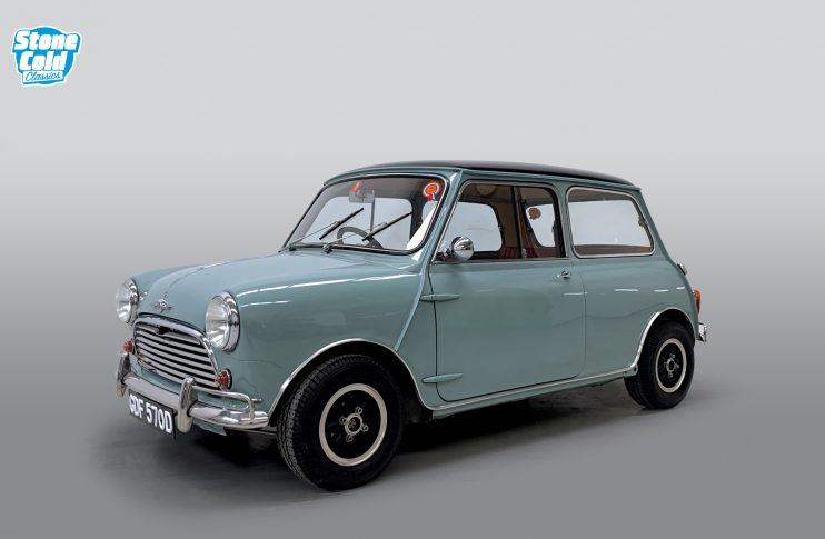 1966 Mini Cooper S tribute