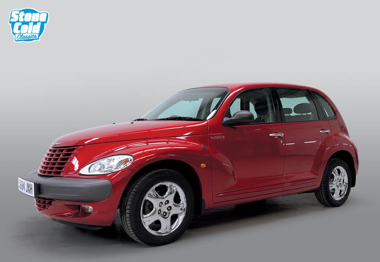 2000 Chrysler PT Cruiser Limited Edition