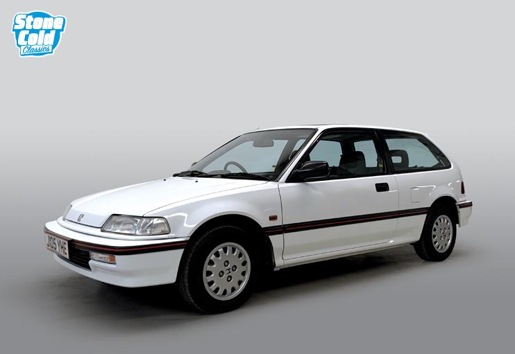1991 Honda Civic GL 16v auto
