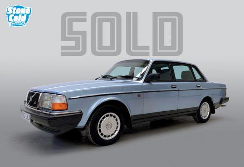 1991 Volvo 240GL auto