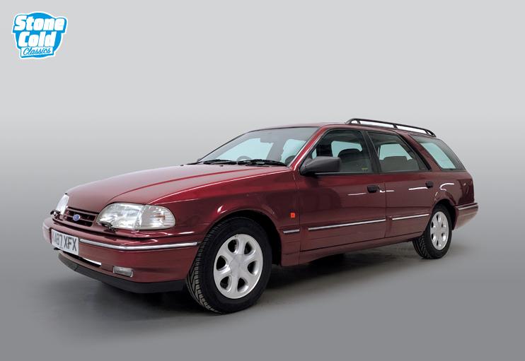 1992 Ford Granada Scorpio Estate