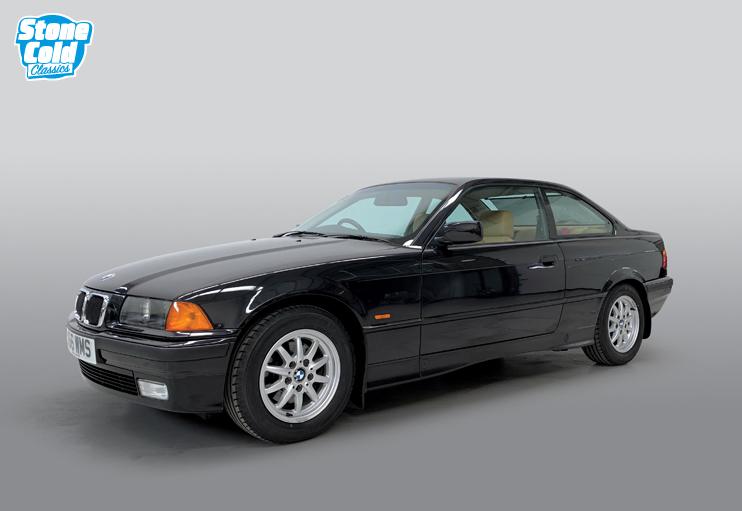 1998 BMW 316i Auto Coupe