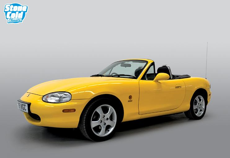 2001 Mazda MX5 California