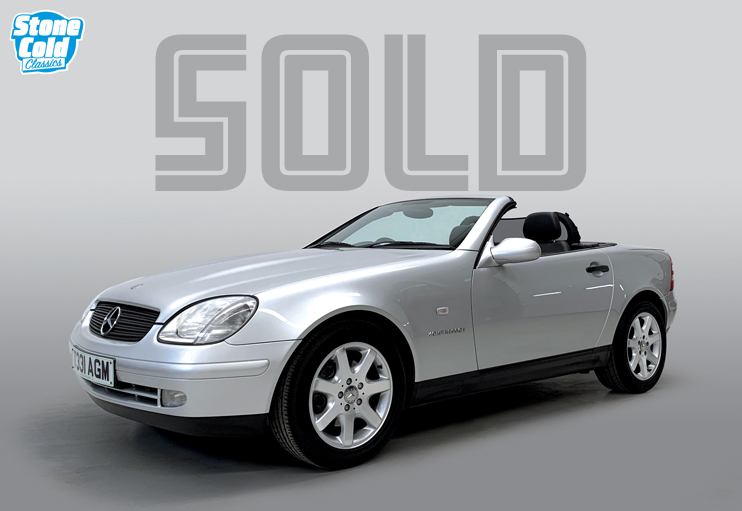 1999 Mercedes SLK230