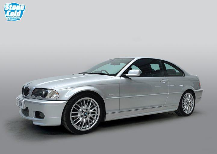 2002 BMW 330i Sport Coupe auto
