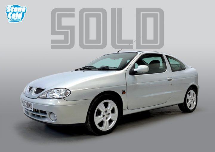2002 Renault Megane 2.0 16v IDE Privilege+