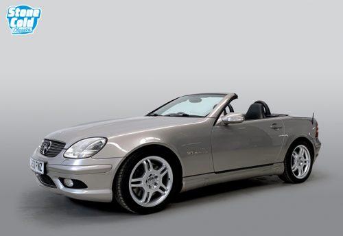 2003 Mercedes SLK32 AMG