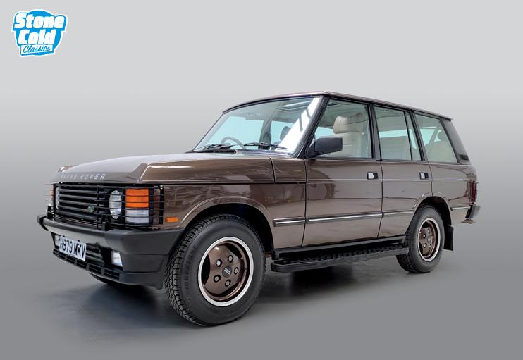 1991 Range Rover Vogue SE