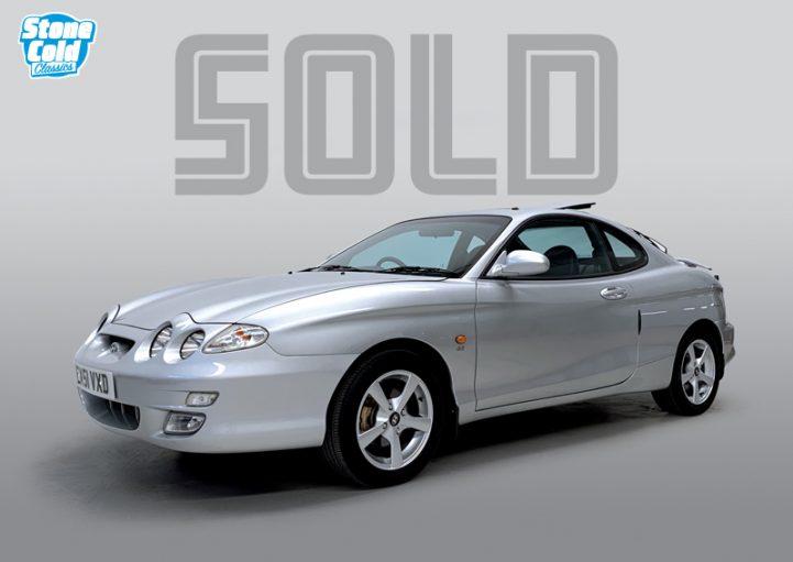 2001 Hyundai 2.0 Coupe SE