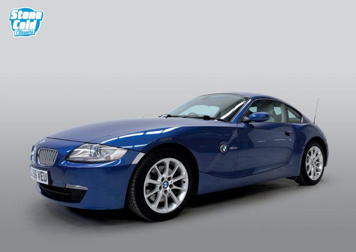 2006 BMW Z4 Si SE 3.0 Coupe