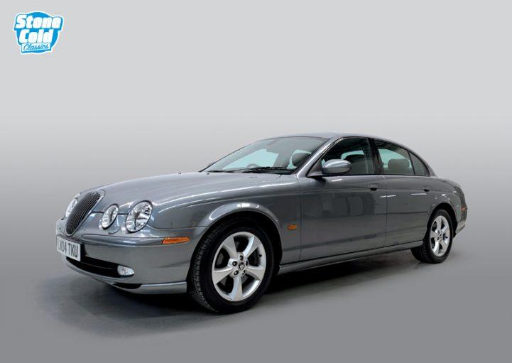 2004 Jaguar S-Type 2.5 V6 Sport auto