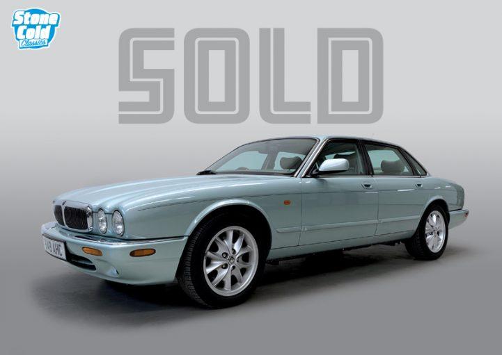 1998 Jaguar XJ8 auto