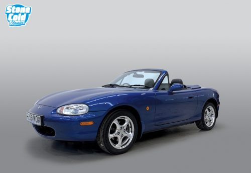 1999 Mazda MX5 10th Anniversary